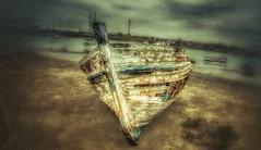 Boats... (hobbit68) Tags: boote boats spain hafen port spanien küste wasser water sky wolken clouds andalusischen andalusisch espagne