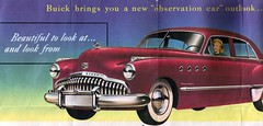 1949 Buick Roadmaster 4 Door Sedan (coconv) Tags: car cars vintage auto automobile vehicles vehicle autos photo photos photograph photographs automobiles antique picture pictures image images collectible old collectors classic ads ad advertisement postcard post card postcards advertising cards magazine flyer prestige brochure dealer 1949 buick roadmaster 4 door sedan 49 art illustration drawing painting straight 8 eight