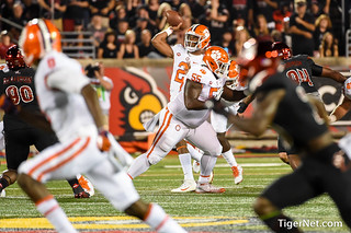 Clemson vs Louisville Photos