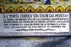 FONT DE LA PORTAFERRISSA (Yeagov_Cat) Tags: 2017 barcelona catalunya carrerportaferrissa carrerdelaportaferrissa font fontdelaportaferrissa joanguivernau perevoltes portaferrissa rambles