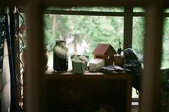 porch (amackcrane) Tags: nikkormat ft2 55mmf35 micronikkor kodak 400