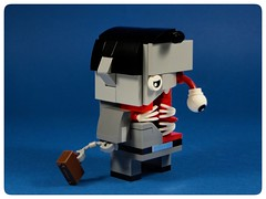 02 (manufacturajarema@wp.pl) Tags: lego zombie brickheadz brain