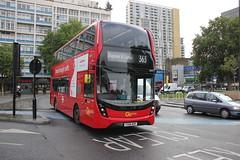 Go Ahead London EH72 YX66 WHP (Irish Londoner) Tags: bus london buses transport