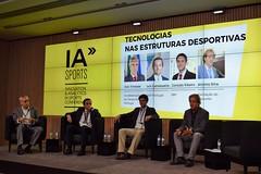Fundação do Desporto integra 1º painel da IA Sports Conference