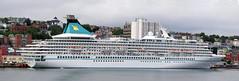 ARTANIA (wespfoto) Tags: phoenixreisenline artania ship cruiseship wespfoto stjohns newfoundland canada september harbour
