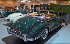 Mercedes Benz 300s (1953) (baffalie) Tags: auto voiture ancienne vintage classic old car coche retro expo allemagne sport automobile racing motor show collection club