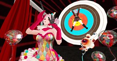 Payback in Spades (SerenitySemple) Tags: secondlife furry fashion barerose ayashi kinky junkfood willowvale event hunt halloween free mokyu utilizator anime animehead kawaii kowai costume