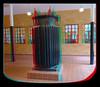 Longwood Gardens Water Pump Generator - Anaglyph 3D (DarkOnus) Tags: pennsylvania buckscounty panasonic lumix dmcfz35 3d stereogram stereography stereo darkonus longwood gardens water pump generator ttw anaglyph
