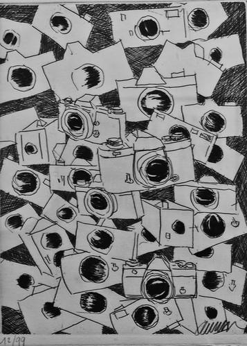 Untitled (1989) - Amran (1928-2005)