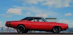 1970 Dodge Superbee (Jonas.W.) Tags: mopar mopars moparsatthestrip orsa dodge superbee 1970 car vehicle sweden samsung