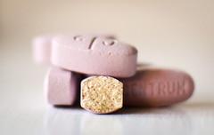 Staying Healthy  #macromondays #stayinghealthy (nicolechamilton) Tags: stayinghealthy macromondays vitamin centrum hmm macro health