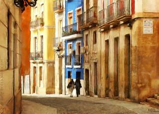 Calle Lucentum