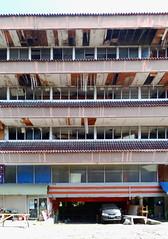 Sisa-Sisa Tragia (Ya, saya inBaliTimur (leaving)) Tags: denpasar bali building gedung architecture arsitektur supermarket