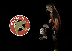 5 (Pete_Dobson) Tags: walsall ladies football club soccer tricks portraits nikon d750 d800 su800 sb900 sb910