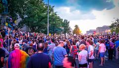 2017.08.13 Charlottesville Candlelight Vigil, Washington, DC USA 8127