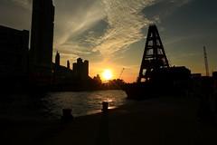 Sunset (superzookeeper) Tags: canoneos5dmarkiv ef2470mmf28liiusm 5dmk4 5dmkiv hk hongkong sunset western instagrampier saiwan eos digital favorites silhouette