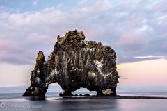 roca vaca (barragan1941) Tags: islandia mar paisajes rocas