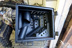 VW Golf MK3 Airbox mod (ND-Photo.nl) Tags: vw volkswagen golf mk3 1h1 golf3 20 8v agg airbox wak box airfilter mod diy tuning modding
