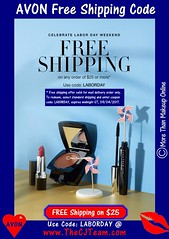 Avon Labor Day Free Shipping Coupon (cjteamonline) Tags: avon avoncouponcodes avonfreeshipping avonfreeshippinglaborday cjteam couponcodes finalday freeavon freeshipping goingfast labordayfreeshipping laborday lastday limitedquantities limitedtime onedayonly onetimeuse onlinepromotion orderavononline ordertoday promotion sale thecjteam today whilesupplieslast