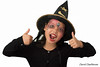 La sorciere en fête (david dasneves) Tags: maquillage sorciere portrait halloween