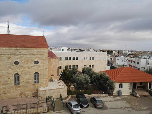 Room with a View - Greek Orthodox Basilica of Saint George