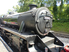 2017-07-08 - P1040589 - NYMR - 44806 before Grosmont to Goathland (GeordieMac Pics) Tags: nymr grosmont 44806 black5 geordiemac panasonic lumix dmc fz200 locomotive steam engine ©2017georgemcvitieallrightsreserved yorkshire