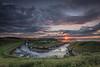 IMG_9306 (Ray McIver Photography) Tags: july17 seatonsluice whitleybaylighthouse lowtide sunset