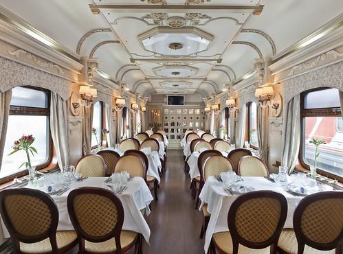 Golden Eagle - Restaurant Car
