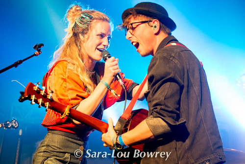Coco and the Butterfileds at Bestival 2017