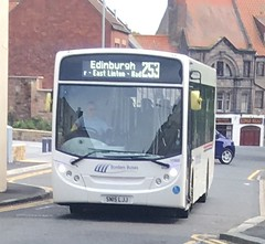 Borders Buses 11502 SN15 LJJ (08.08.2017) (CYule Buses) Tags: service253 bordersbuses wcm westcoastmotors enviro300 alexanderdennis alexanderdennisenviro300 sn15ljj 11502