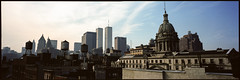 New York Skyline, 1984.