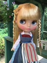 Welcome home! Pretty Lady. Home Sweet Home's Outfit: Disney Belle's Village dress