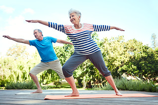 Le sport freine le vieillissement