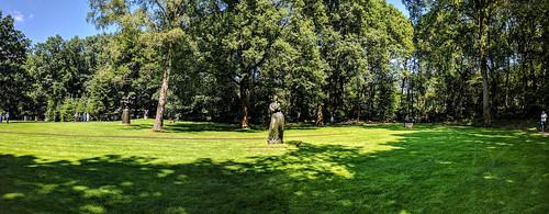 Sculpture garden, Kröller-Müller Museum, Otterlo, Netherlands
