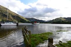 Ullswater Steamer (mattgilmartin) Tags: lake ullswater scenic steamer boats cumbria north travel