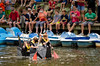 Reston Cardboard Boat Regatta - 2017 (Bosta) Tags: 2017 batboatmobile boat cardboardregatta lakeanne race reston restonmuseum restonvirginia virginia unitedstates us