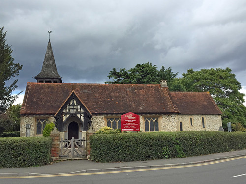 St Mary's Chessington