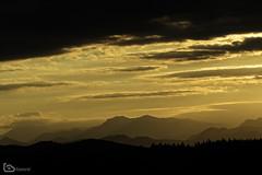 evening sky (alamond) Tags: nature mountain sunset landscape sky scenics outdoors mountainrange mountainpeak hill cloud summer sunlight dusk canon 7d markii mkii llens ef 70300 f456 l is usm alamond brane zalar