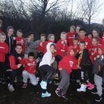 Trainingsweekend jeugdwedstrijdgroep 2016