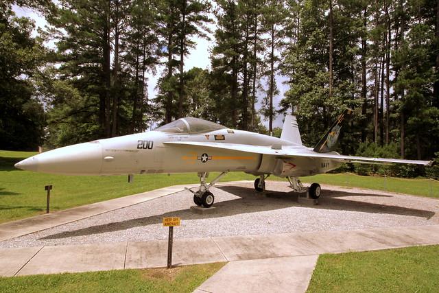 F/A-18 Hornet - Arnold A.F.B.