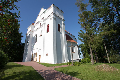 Transfiguration Church in Navahrudak 1
