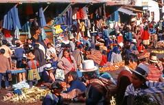 Cuzco Street Market (gerard eder) Tags: world travel reise viajes america southamerica peru perú südamerika sudamérica sudamerica cuzco städte street streetlife market mercado outdoor streetmarket