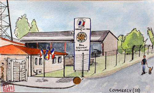 La France des Sous-Préfectures 55