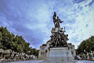 Bronze of 1905 -
