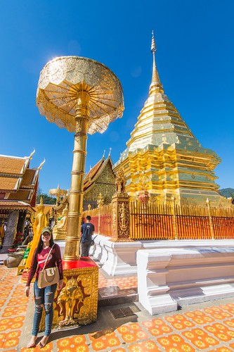 doi suthep pui chiang mai - thailande 40