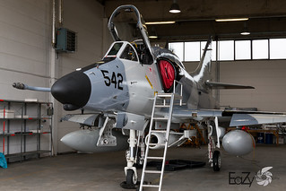 C-FGZT Discovery Air Defence Services McDonnell Douglas A-4N Skyhawk