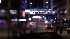 Everything Turns To Light (Jovan Jimenez) Tags: bokeh timelapes captured with sony a6500 tilt shift nikon series e 50mm f18 music vintage rock by cdoc party chicago night optical video motion alpha 6500 ilce pancake lens manual landscape scape city urban cityscape kipon adapter intervalometer mirrorless dof widescreen 16x9