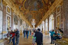Hall Of Mirrors (dcstep) Tags: n7a0851dxo2 versailles îledefrance france fr vikingcruises allrightsreserved copyright2017davidcstephens dxoopticspro1142 vacation travel