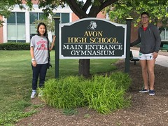 image2.JPG (AFS-USA Intercultural Programs) Tags: 2017 arrivals arrival siblings brother sister highschool school wisconsin asian