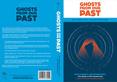 Ghosts From Our Past Book Cover (Graphic Design | Illustration) Tags: graphicdesign typography bookdesign bookcover ghostbusters ghostsfromourpast book